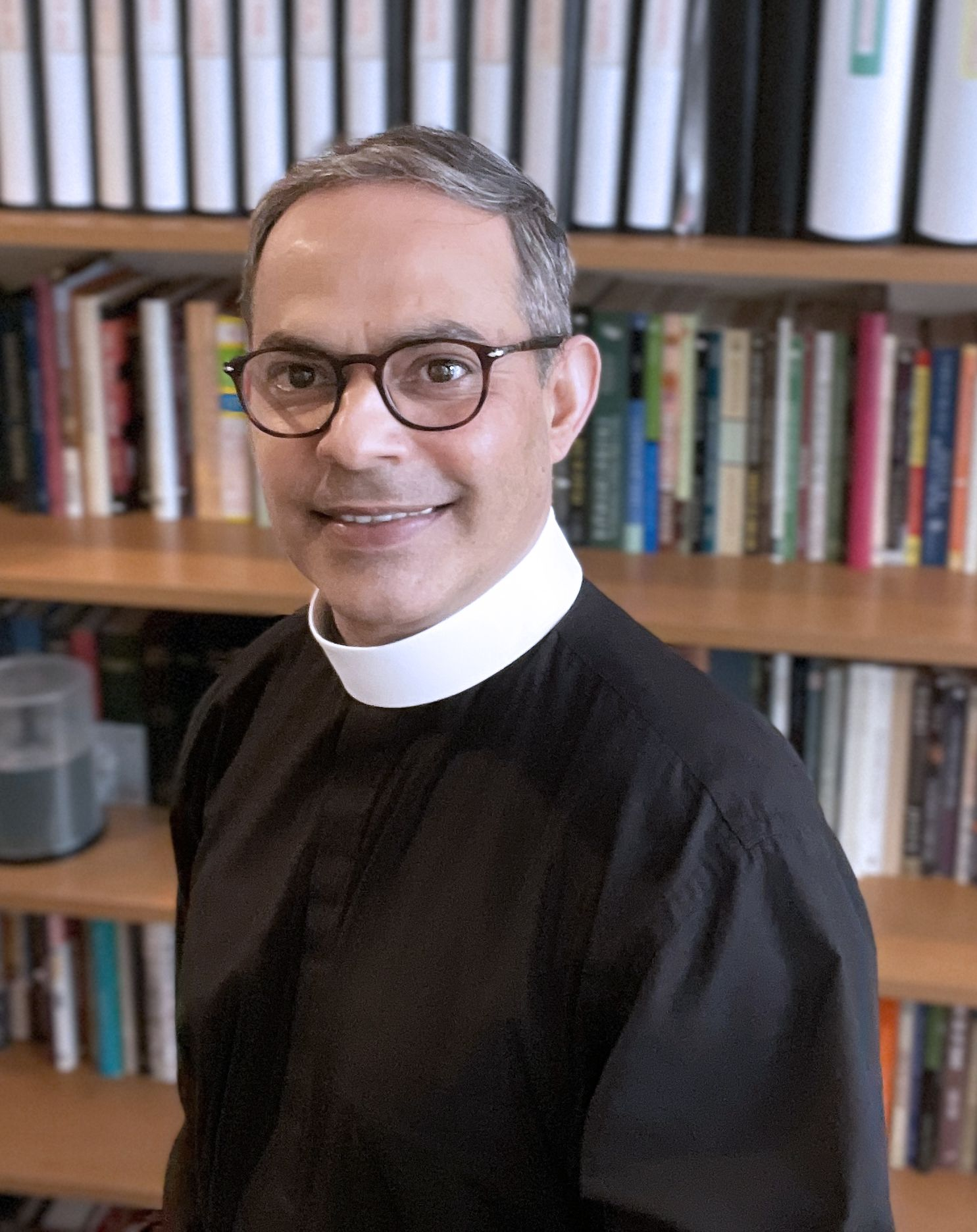 The Rev. Abel E. Lopez