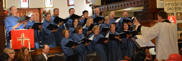 MESSIAH'S CHOIR