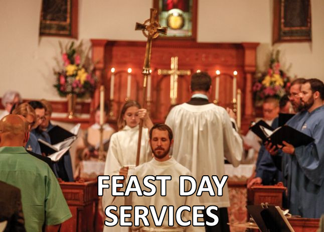 Feast Day Services